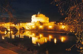 roma, fortezza, papi, tunnel, tevere, sotterranei