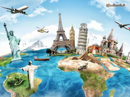 monumenti, viaggi, esplorare, vedere, culture, turismo