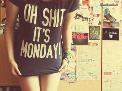 weekend, odiato lunedì, lavoro, stress, riposo, ritmi