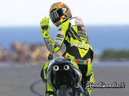 moto, 46, posteriore, the, doctor