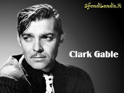 attore, Clark Gable