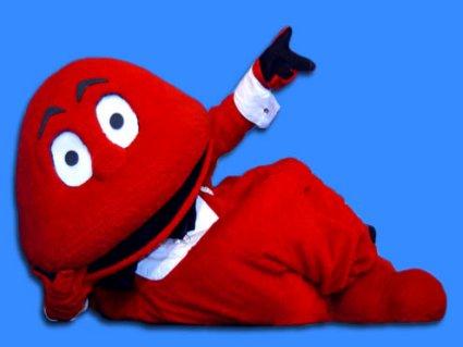 vendicatore, rosso