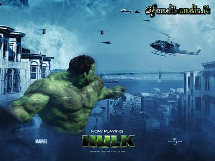 L'incredibile Hulk, film, cinema