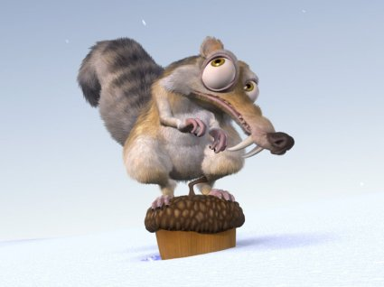 Ice Age, era glaciale,film
