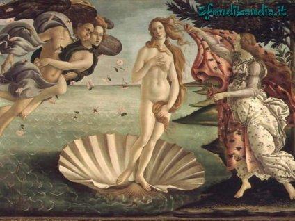 botticelli, venere, dipinti, famosi, quadri, artisti, celebri