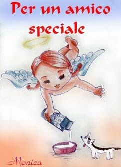 angelo, cartoline amicizia, sentimento, importanza, valore, tesoro, affidamento, tristezza, gioia, condividere, latte, cucciolo