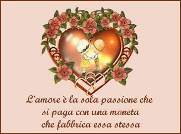 amami, pagare, altrui, affetto, cuori, rose