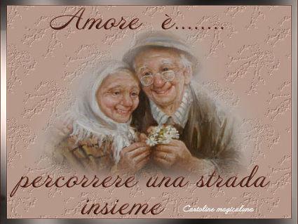 amarsi, anziani, felici, errori, problemi, voglia, salute, coraggio