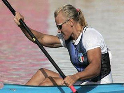 cartoline podio canoa, sempre ottima, gara, mamma, atleta straordinaria
