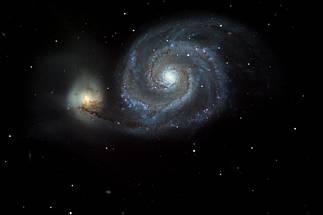 effetto, colorazione, giallo, celestino, celeste, spazio, astri, astro, ricercare, pianeti, stelle, cosmo