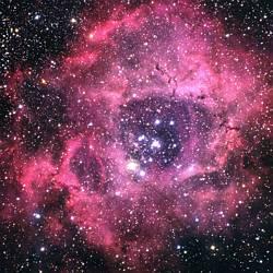 rosa, gradazione, rosso, grande, enorme, immensa, infinito, infinita, numero, astri