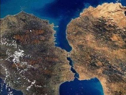 costa, maps, satellite, amore, passione, mare, penisola, isola