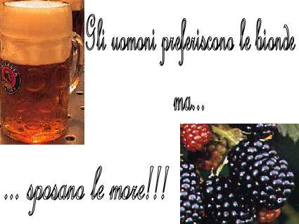 bionda, capelli, birra, per la vita, mora, frutto, rovo, sposare, tipam mediterranea, mare, forme, scura