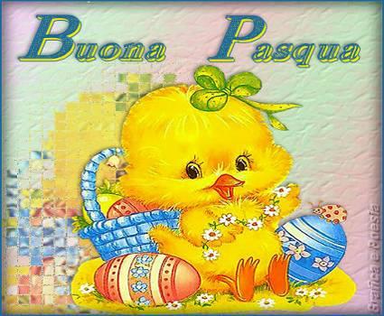 scambio auguri, card, immagine, profilo, augurare, pulcini, uova