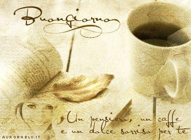 aroma, sapore, sveglia, energia, stanchezza, sprint, cartoline buon giorno