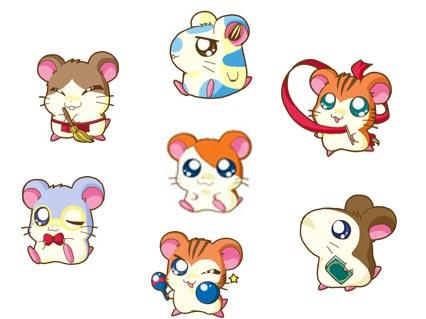 sette, 7, disegni, pupazzi, pupazzetti, pupazzo, pupazzetto, pezza, cartone, animato, cartoni, animati, giapponesi