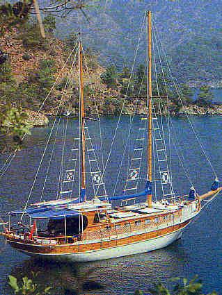 caicco, caicchi, imbarcazione, turchia, ex barca pesca, ora affitto, giri, turismo, turistico, coste
