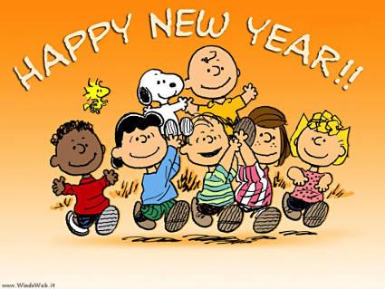 cortoon, augurare, divertente, new year, 2015, speranza, risveglio, ripresa