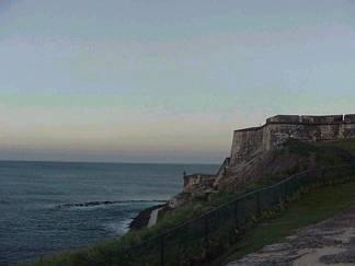 mare, tempesta, scoglio, bufera, vista, rocca
