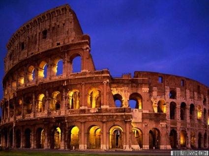 roma, anfiteatro, flavio, vespasiano, tito, imperatore