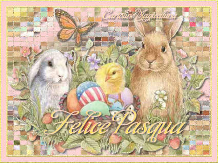 coniglio, uova, dipinte, festivita, allegria, pasquetta, campi