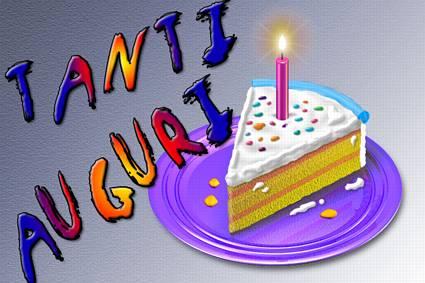 cartoline compleanno, torta, candeline, auguri, festa, regali, piattini, amici, inviti