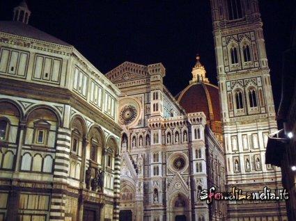 Duomo, battistero, firenze, de medici, cupola, brunelleschi, gotico