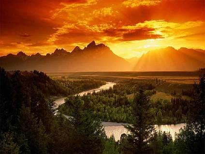 acqua, terra, aria, fuoco, paesaggio, paesaggi, boschi, fiumi, laghi, mari, oceani, monti, picchi, picco, colline