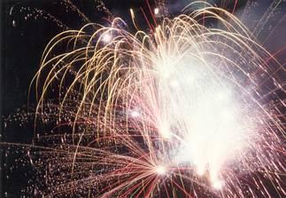 cartoline capodanno, felice anno nuovo, botti capodanno, augurio, mezzanotte 31 dicembre, cartoline san silvestro
