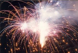 cartoline fuochi, artificiali, pirotecnici, artificio, cartoline capodanno, festa, colori, giochi, luci, scoppi