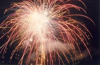 Fuochi Artificiali, capodanno, festeggiamenti, fireworks, auguri, botti,ultimo dell'anno, nuovo anno