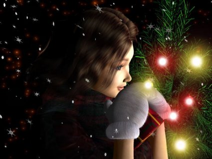 gioia, regalo, regali, natale, sorprese, bambini, bambina