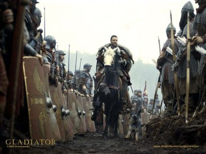 gladiatore, gladiator, film, cinema