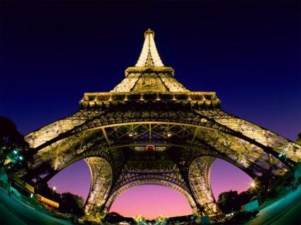 torre, centro, parigi, Gustave, eiffel