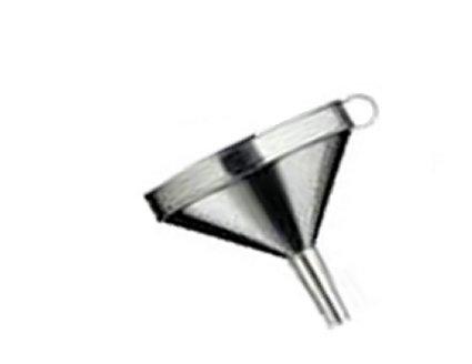 piccolo, imbuto, bottiglie, vetro, plastica, alluminio, anello, per, dito