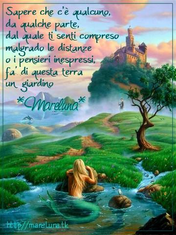 amicizia, giardino, sensazioni, forza, piacevolezza, gioie, aiuto, altruismo