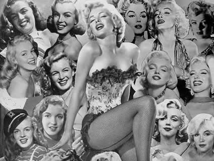 Marilyn Monroe, attrice, bellissima, a qualcuno piace caldo