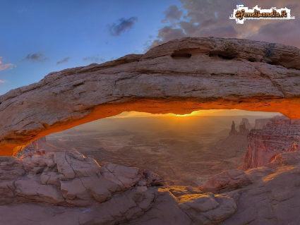 rocce, america, deserto, natura, arido