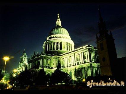 notte, monumento, palazzo, luci, illuminare, notte, buio, buia, stile, palazzi, centro
