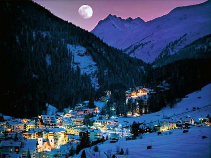 casette, presepe, neve, atmosfra, magica, magia, montagna