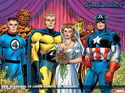 marve, eroi, fumetti, uomo ragno, fantastici 4, quattro, capitan america