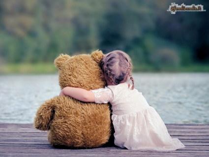 amici, orsetto, compagnia, giochi, parole, ted