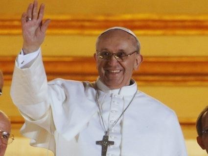 papa, guida, spirito, forza, religione, virtu, valori, miseria, accontantarsi