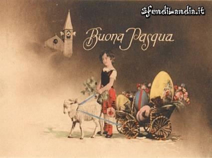 cartoline auguri pasqua, dolci,uova, cioccolato, conigli, bambina, bambini, sorprese,gioia, regali,colombe