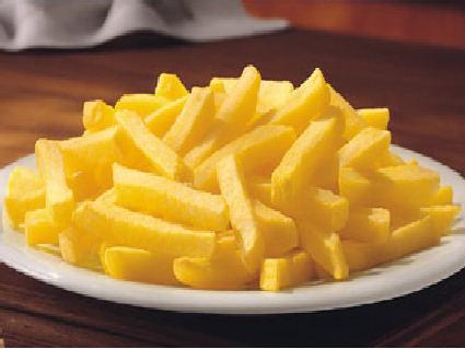 patate, fritto, contorno, tubero, salate, salare, croccanti, taglio