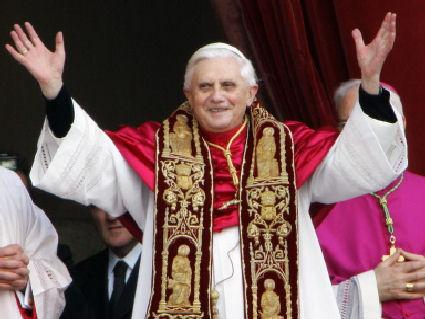 Ratzinger, Joseph, nuovo papa, tedesco, conservatore, habemus papam, magno gaudio, fumata bianca, urbi et orbi