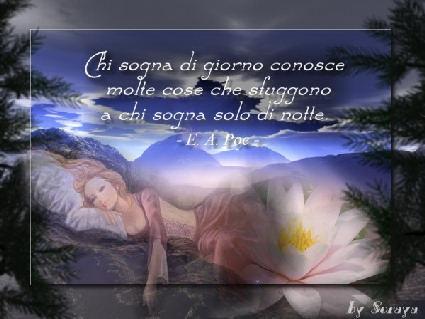 chi sogna, di giorno, molte cose, ch, solo, notte, dormire, rem, fase, immaginare, mondo, parallelo