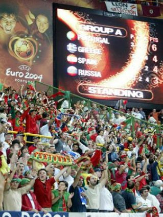 Portogallo, Grecia, Spagna, Russia, qualificate, escluse