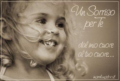 sorridi, amici, bimba, allegria, felici
