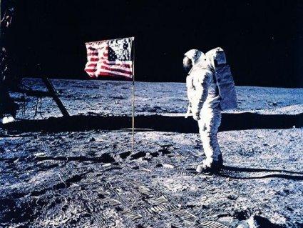 storica, impresa, americana, apollo 11, Neil Armstrong, Edwin Buzz Aldrin, Michael Collins, lunare, prima, passeggiata, 1969, bandiera, piccolo pass